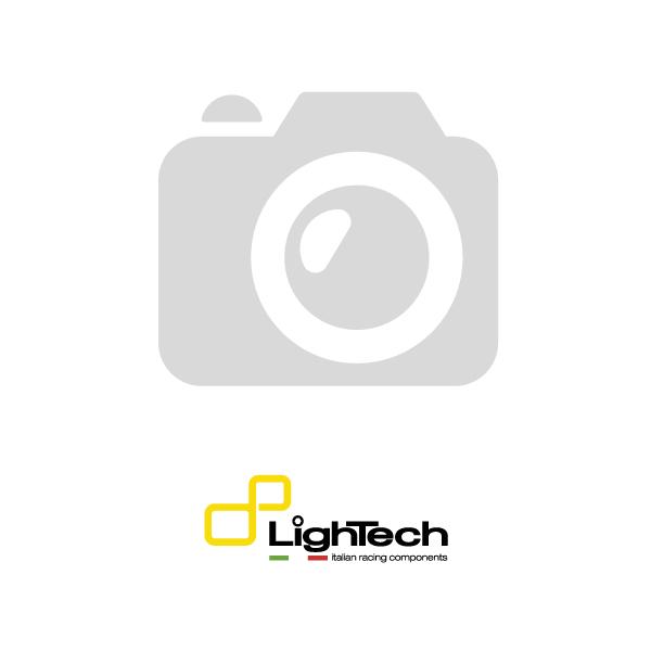 Protezione In Alluminio Copri Alternatore Lato Sinistro - ECPBM001NER / Nero opaco